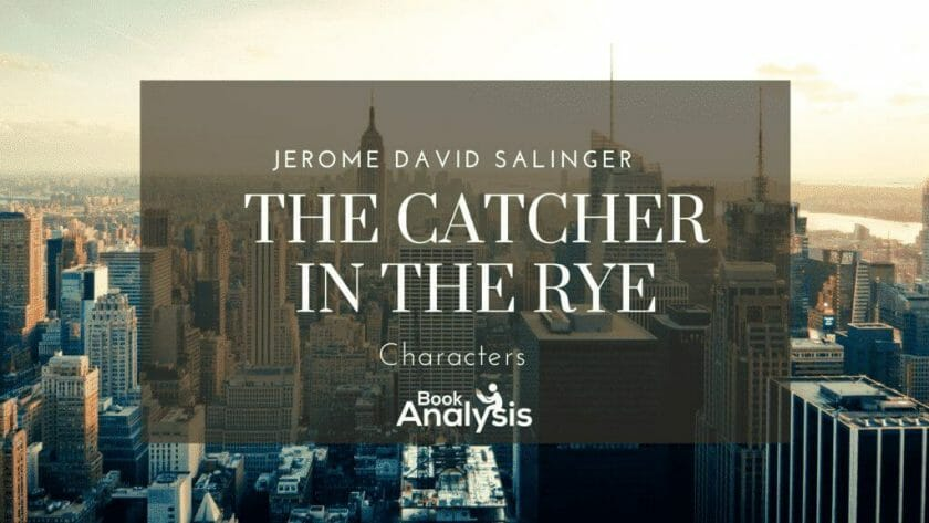 The Catcher in the Rye Character List 1