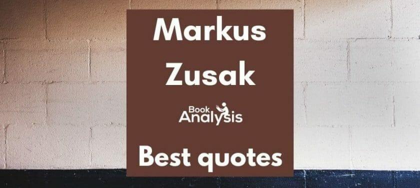 Markus Zusak Best Quotes
