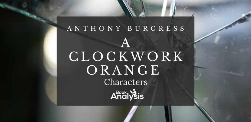 A Clockwork Orange Characters
