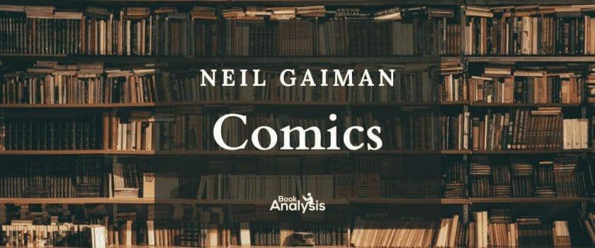 Neil Gaiman Comics