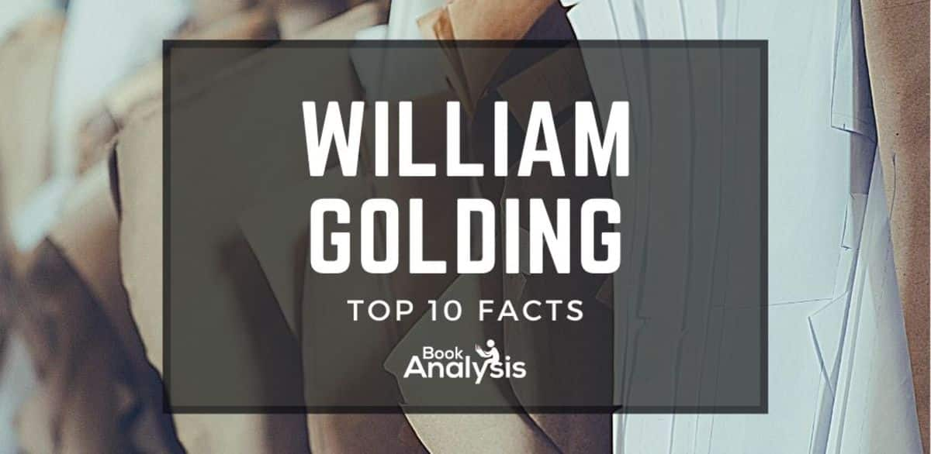 William Golding Top Ten Facts