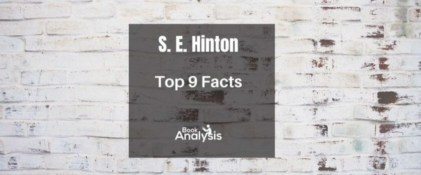 S. E. Hinton Top 12 Facts 1