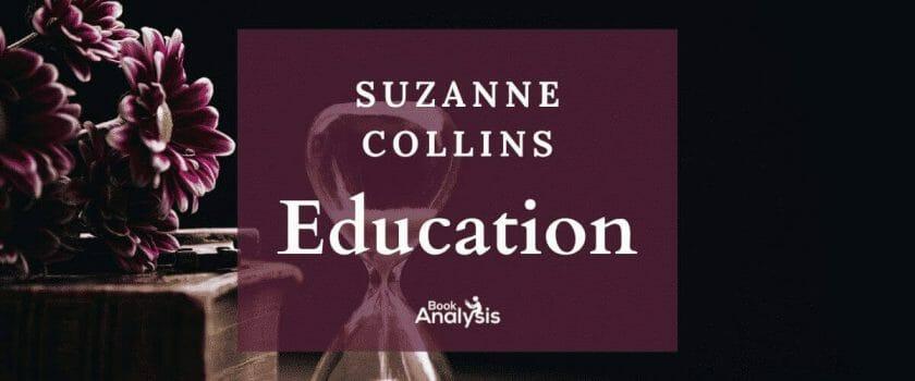 Suzanne Collins Education
