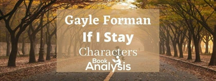 If I Stay Characters