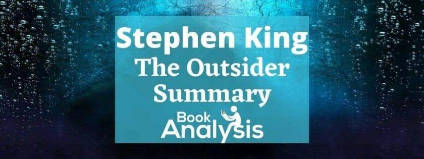 The Outsider Plot Summary