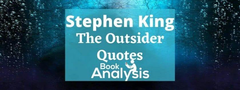 The Outsider Best Quotes